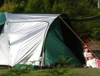 Extensive Camping